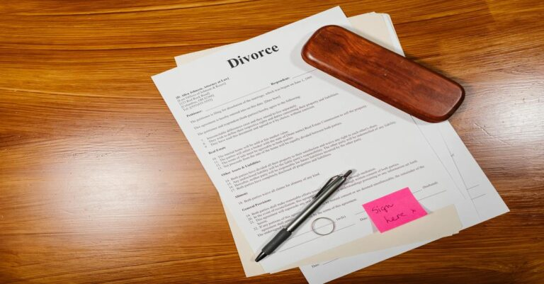 who pays attorney fees in divorce